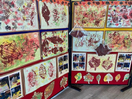 Pupils have developed the printing skills and techniques over the last half term and then shared...