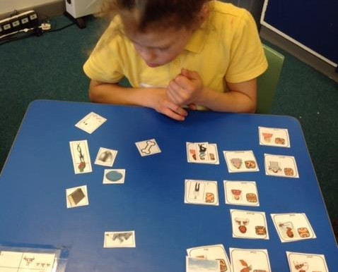 Freesia Class (Y3) have been learning about Mayan history