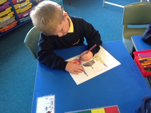 Year 3 (Freesia Class) have been hard at work learning about Islam in RE