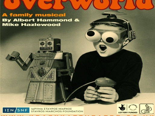 Oliver in the Overworld...first fully signed family musical