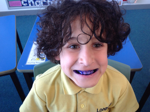 We Y3 Freesia Class have been learning about the importance of keeping our teeth clean!