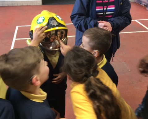 Year 3 enjoyed their trip to Safeside where they learnt all about fire safety.