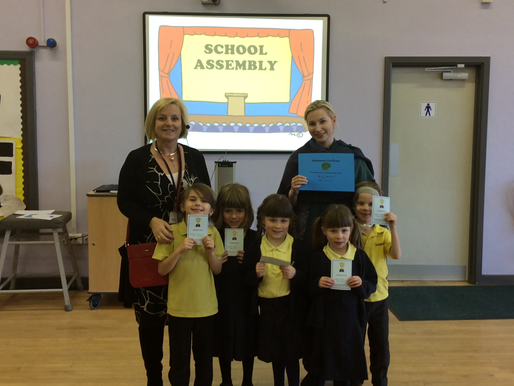 Congratulations to Birch Class (Y1) who are weekly attendance class winners.