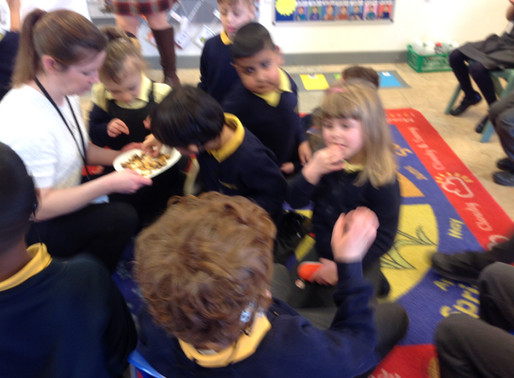 Year One and Two have been investigating local history.