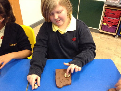 Making fossils in Y6 Science