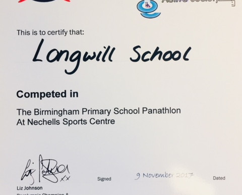 We were so proud of pupils who attended the Panathlon this week. They demonstrated their sporting sk