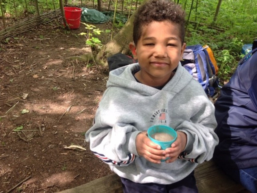 Year 1 Buttercups had a lovely morning in Forest school today.
