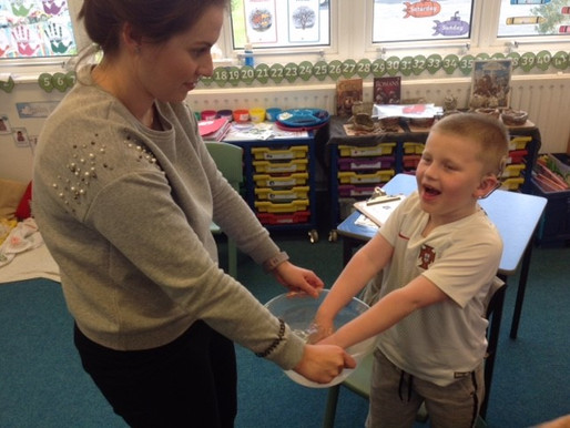 Y3 (Freesia Class)have been learning about the Roman times...