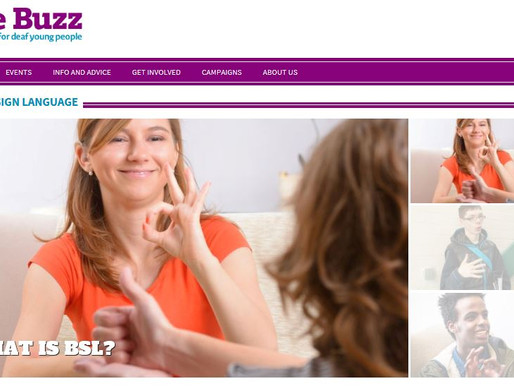 The Buzz- The website for deaf young people