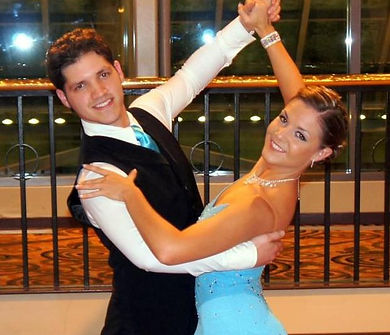 Professional Ballroom Instructors