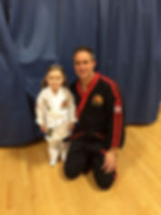 Master Coles from QKD Martial Arts