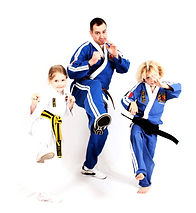 Family martial art classes
