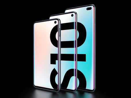 YOU MIGHT BREAK UP WITH YOUR IPHONE WHEN YOU SEE THE NEW SAMSUNG GALAXY S10+