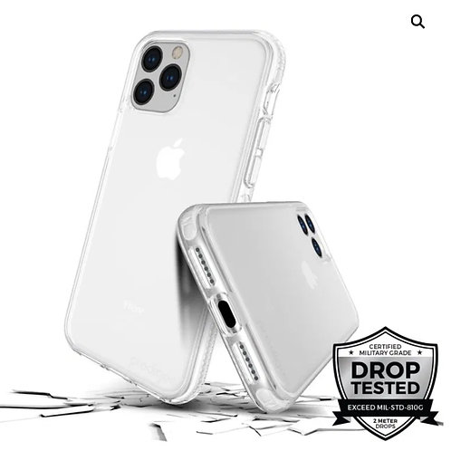 Clear Protective iPhone 11 case