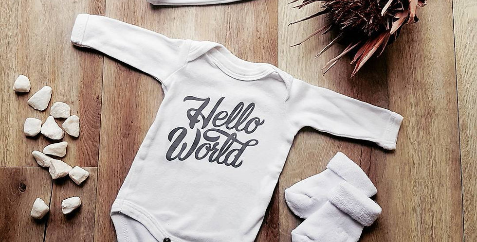 Hello World Set