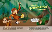 overwhelmed orangutan page
