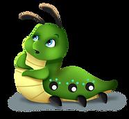 christina the confused caterpillar