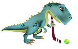 diego the disappointed dinosaur