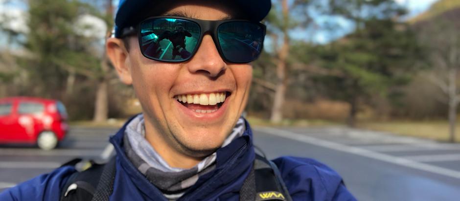 Half Marathons des Sables Series: Stage 3 of 5; Training.
