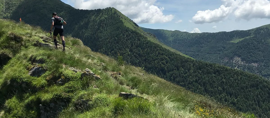 Race Report: The Scenic Trail, Ticino; 113km, 8,000m+