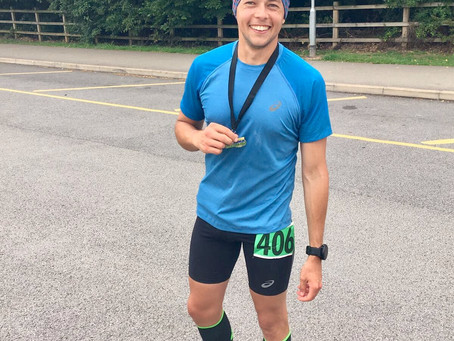 Race Report: My first self navigated marathon (well 50km in the end)!