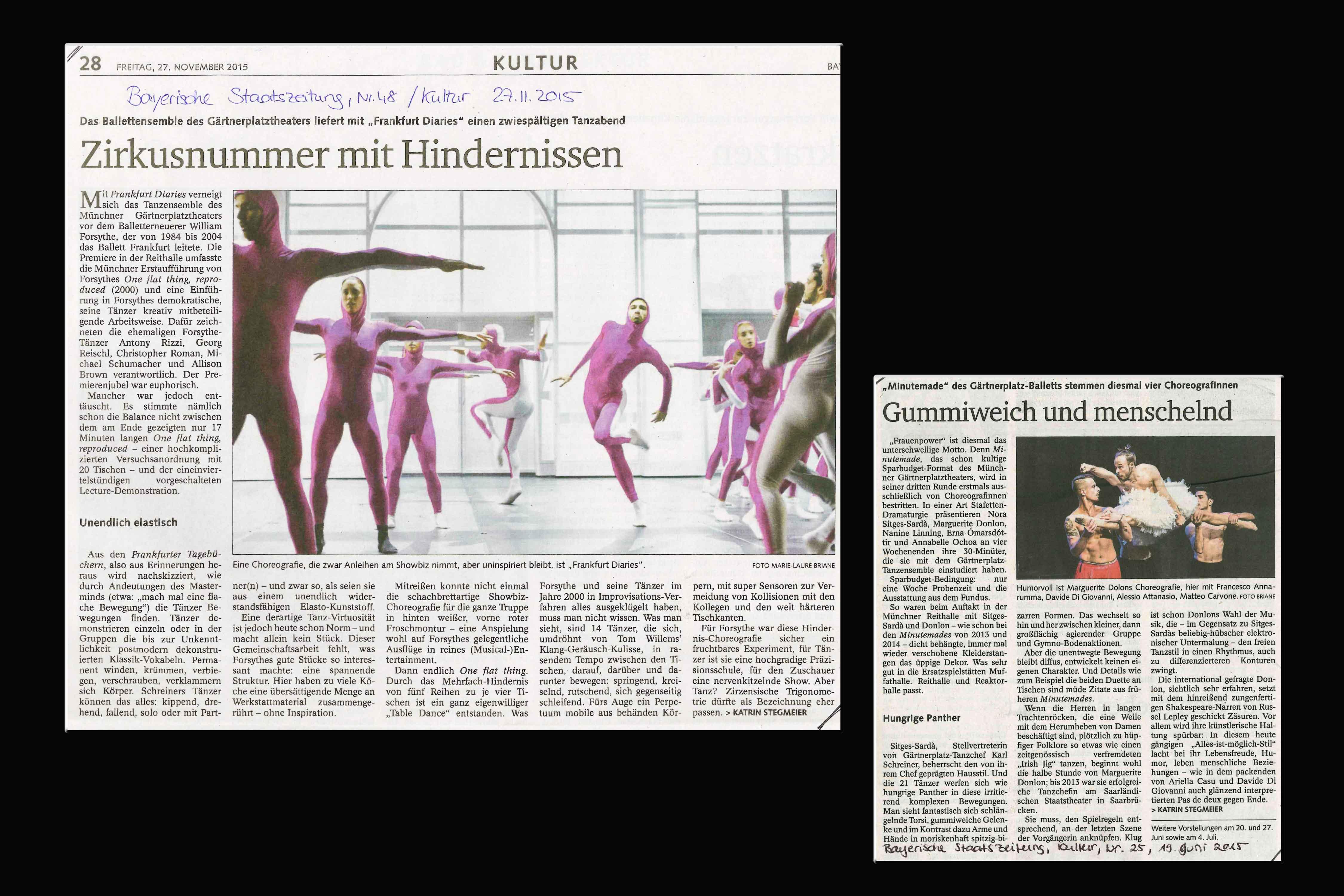 Bayerische Staatszeitung
