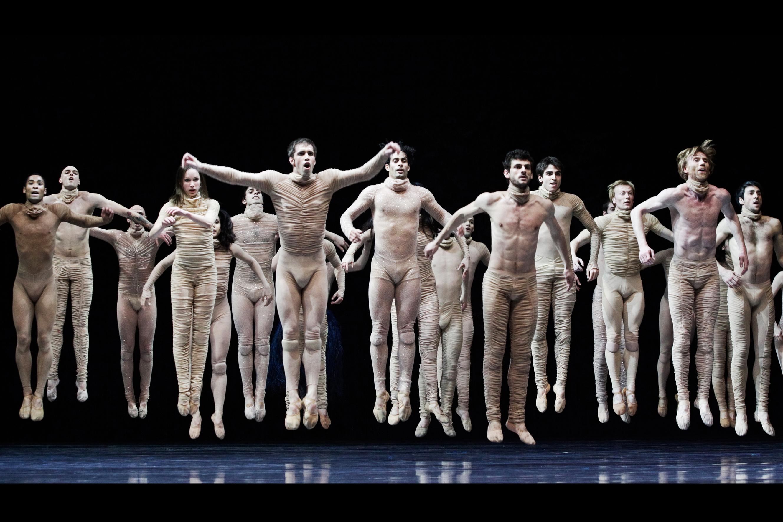 Le Corps du ballet