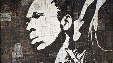 "Corrugated Paper, Down 24"" X 38"", 2013"