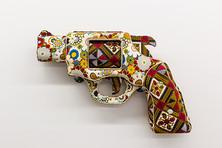 Untitled(Revolver 4)