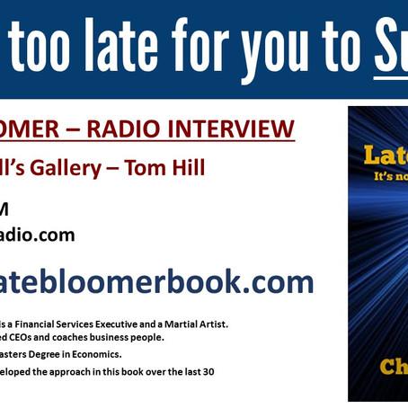 Tom Hill Interviews Chad Betz