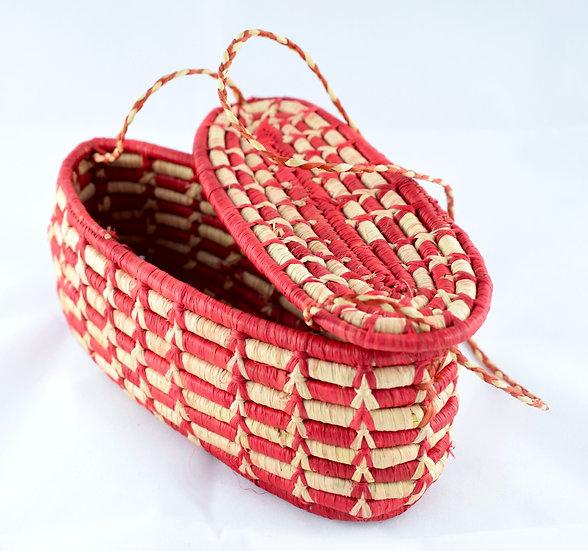 Handmade Woven Basket - style 7