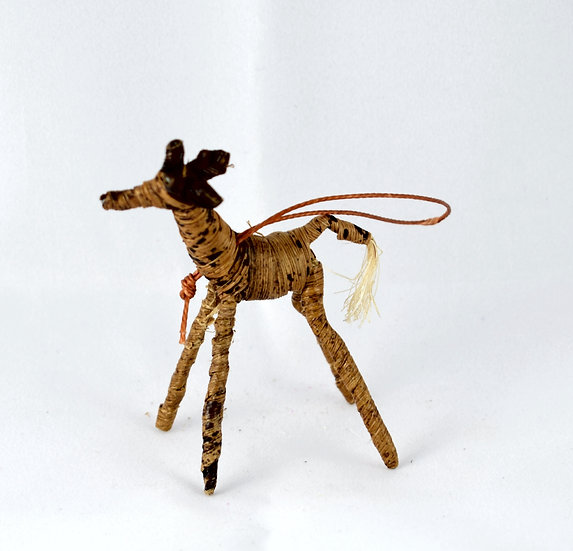 Small Christmas Decoration - Antelope