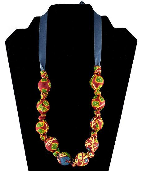 Handmade bead necklace - style 2