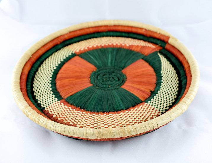 Handmade Woven Basket - style 4
