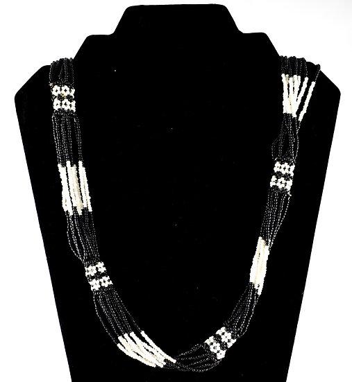 Handmade bead necklace - style 1
