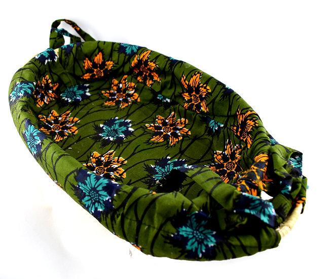 Handmade Woven Basket - style 8