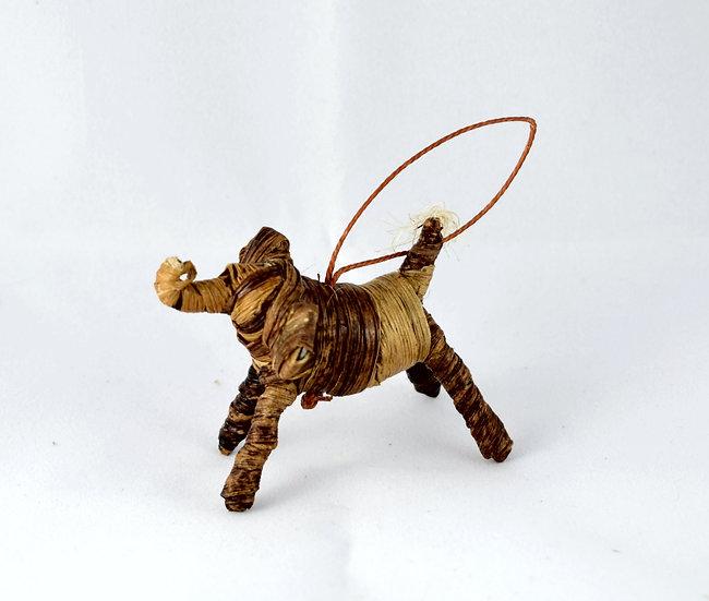 Small Christmas Decoration - Elephant