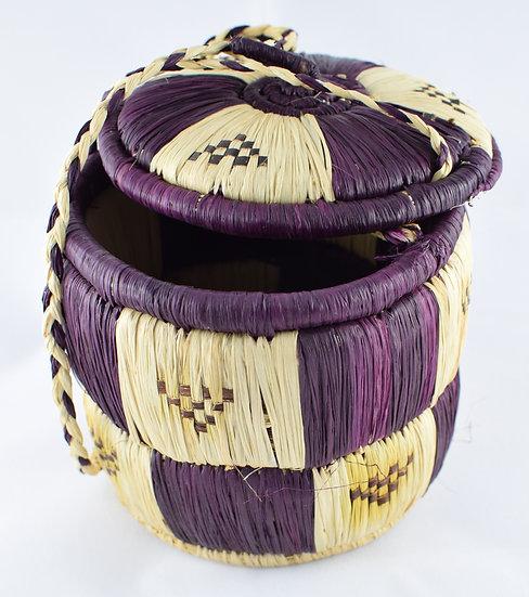 Handmade Woven Basket - style 3