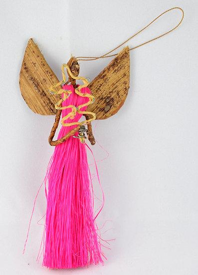 Christmas Angel - Pink, style 2