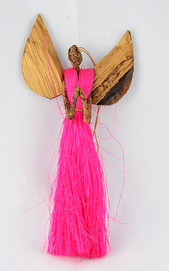 Christmas Angel - Pink