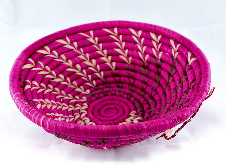 Handmade Woven Basket - style 5