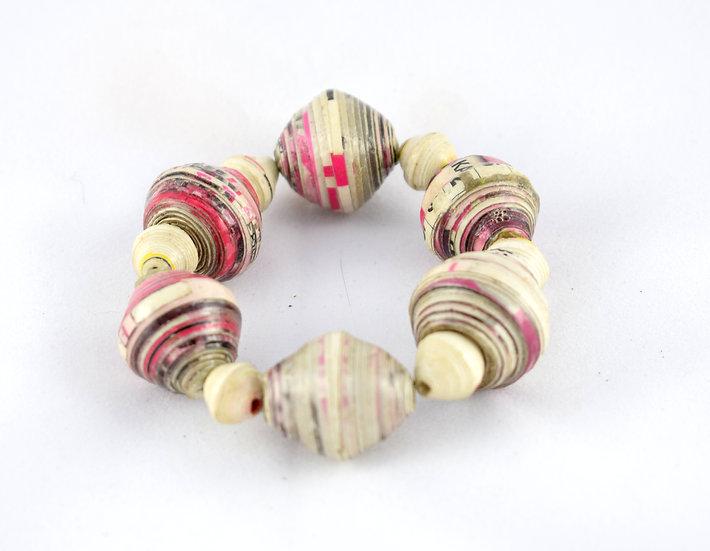 Handmade bead bracelet - style 2
