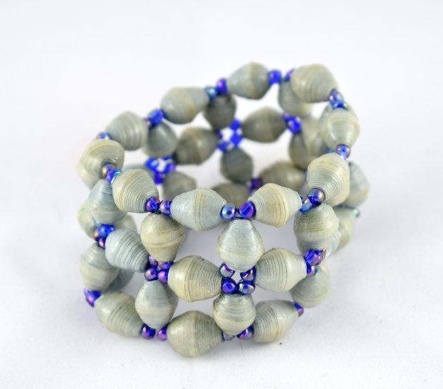 Handmade bead bracelet - style 3