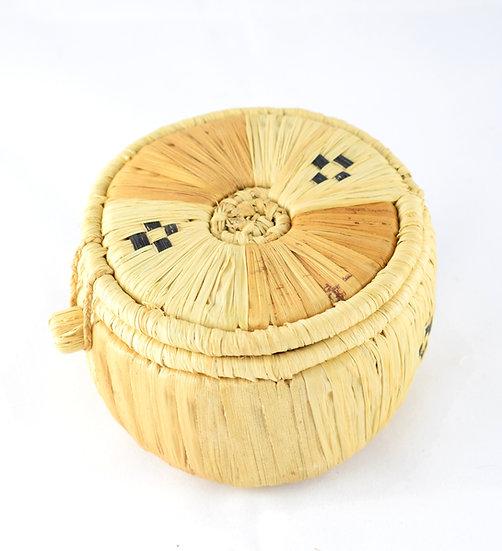 Handmade Woven Basket - style 1