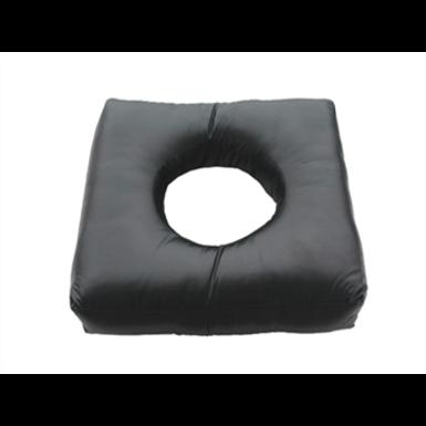 כרית ישיבה סיליקור עם חור