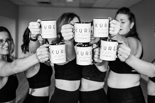 KURE Branded Mugs