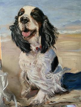Portrait of Daisy