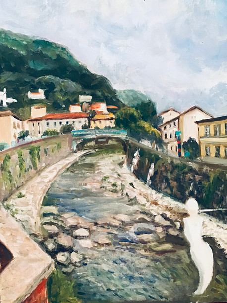 Serasotta river (Tuscany)
