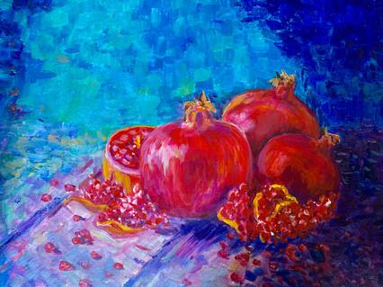Pomegrandes