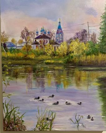 Zvenigorod bells